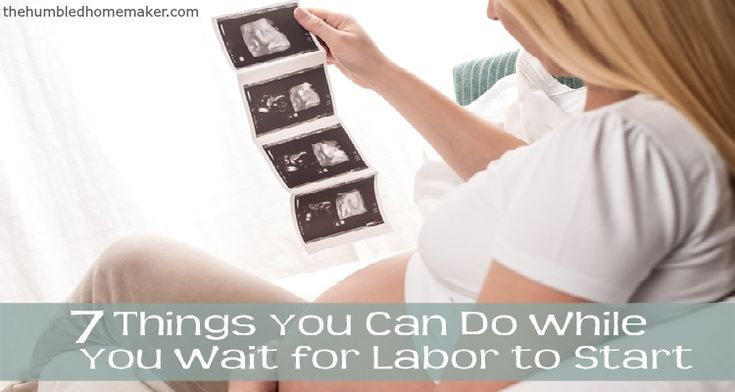 how to bring on labor at 40 weeks