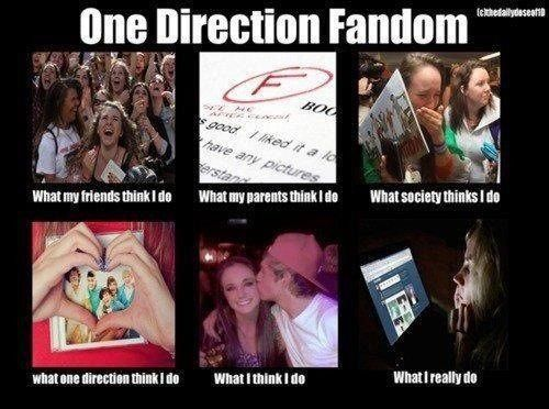 It's so true... Haha
