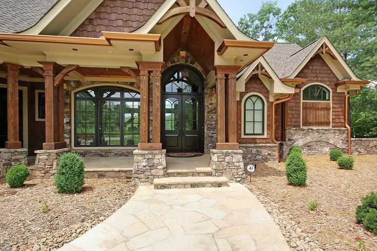 Brown haven builders fb page guys house exterior for Garrell builders