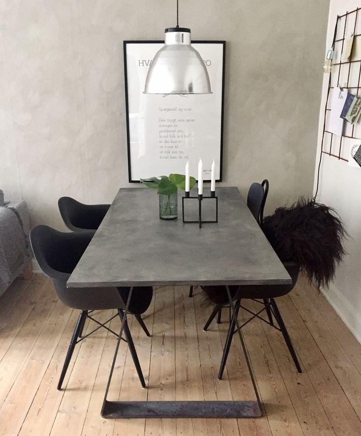 DIY spisebord - se hvordan på min IG: @mille_hartmann