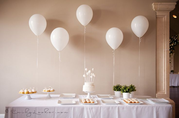 What a great idea to use for decor for the baptism luncheon.