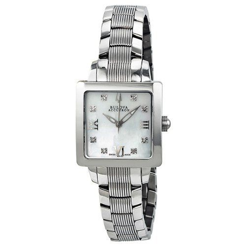 Bulova Accutron Masella Women's Quartz Watch 63P103 Accutron. Save 76 Off!. $157.95. second-hand. Water Resistant up to 100 m