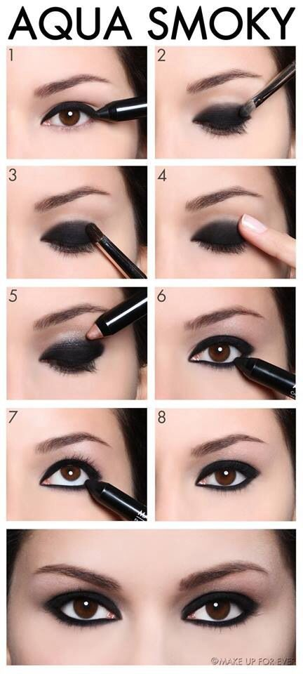 A Step-by-Step Guide to Applying Makeup. A Step-by-Step Guide to Applying Makeup. 21; 120. Save. Photo by Craig Cutler. Put on cosmetics in the right sequence for the best effect and minima. affiliate link