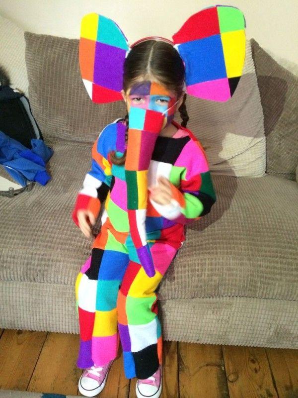 Book week costume idea 7