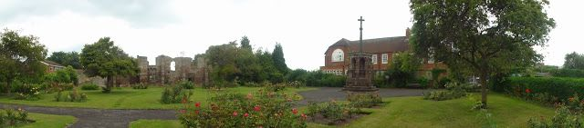 Conningsby Museum Rose Garden Hereford