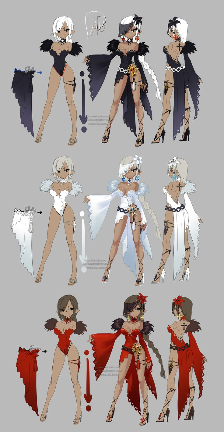 dragon nest priest kali by ZiyoLing