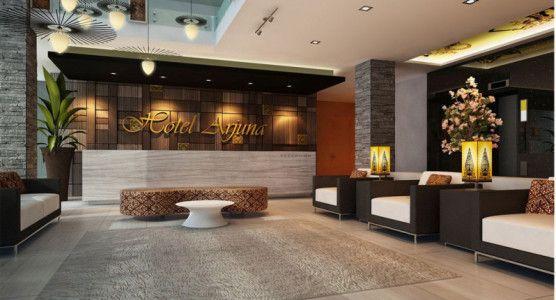 Ardjuna hotel - Bandung - Indonesia