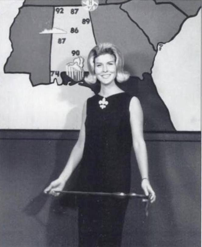 Pat Gray--of WBRC, Channel 6 Birmingham, Alabama.