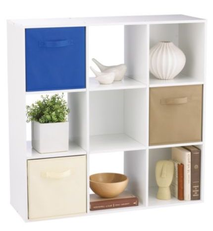 17 best images about home office on pinterest ikea for Meuble cube modulable ikea