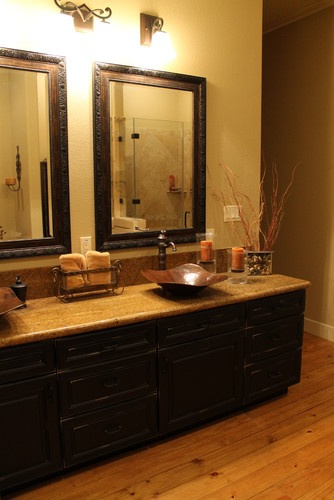 Wilson Master Bath - traditional - bathroom - houston - Kim Wilson