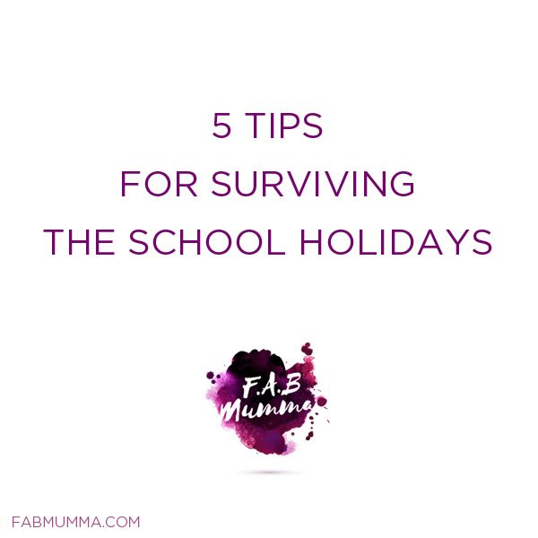 Here's some great tips and ideas for getting you through the holidays without too much stress. So here goes . . . Tip 1 ~ Have a plan