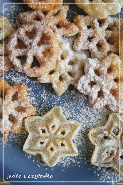 Jadło i czytadło: Ciastka rozetki