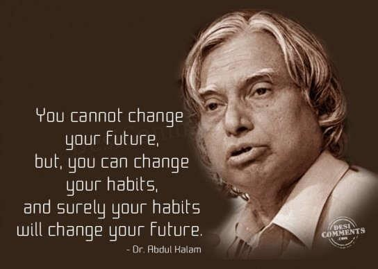 By - Dr. A. P. J. Abdul Kalam Best President ever