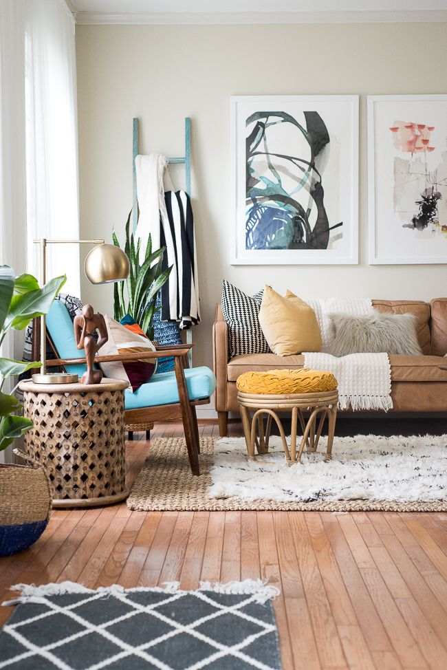 boho living room decor 25 best eclectic living room ideas on 13434
