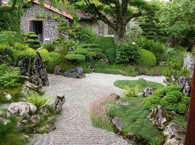 Les 25 meilleures id es de la cat gorie jardin de for Amenager un jardin anglais