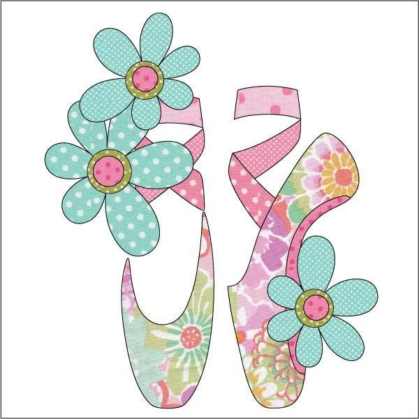 Looking for your next project? You're going to love Applique Add On's - On Pointe by designer urbanelementz.