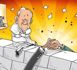 El fin del siglo XX y el cumpleaños del Papa Francisco.
