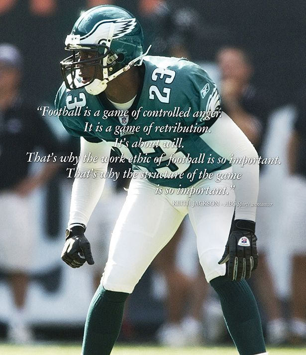 This Is Our House: Inspirational NFL Quotes