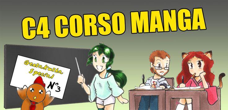 C4 CORSO MANGA GENSAKUSHA SPECIAL: LEZIONE #3 – I GENERI MANGA http://c4comic.it/2015/07/09/c4-corso-manga-gensakusha-special-lezione-3-i-generi-manga/