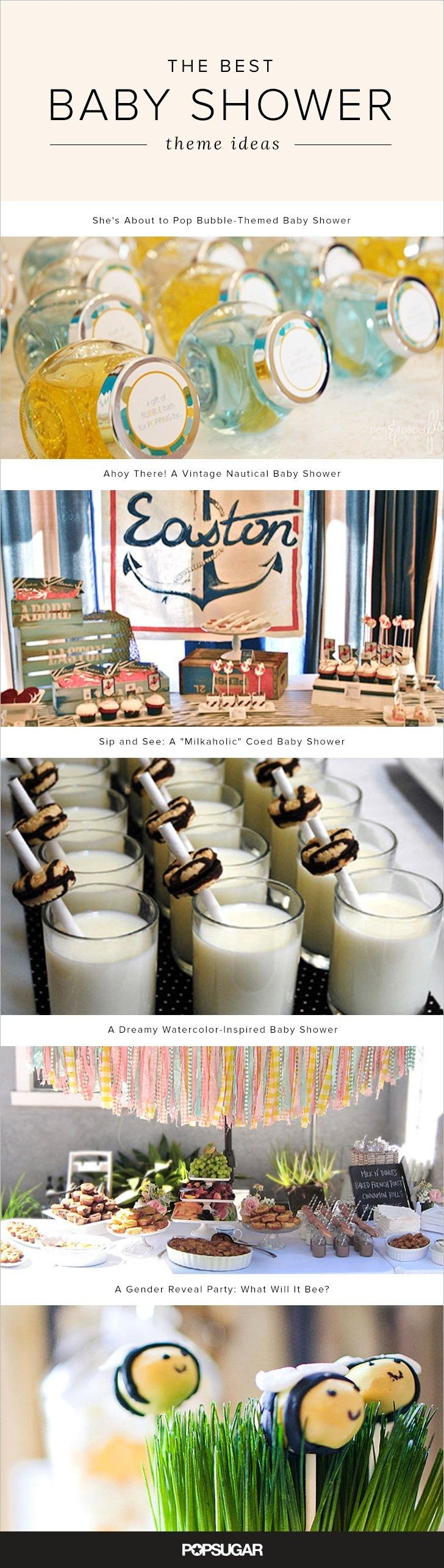 Hosting a baby shower and need some food ideas look no further since - 65 Of The Best Baby Shower Themes