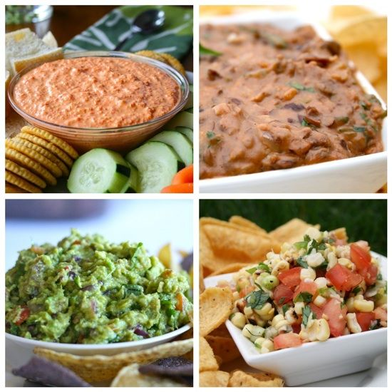 Super bowl recipe round up lots of my favs included for Super bowl appetizers pinterest