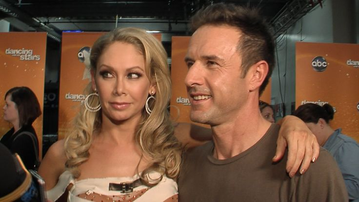 """After being eliminated from """"Dancing with the Stars,"""" David Arquette and his """"Dancing"""" partner, Kym Johnson, chat with Access about his funny farewell speech. Now that he's been eliminated, what are his plans?"""