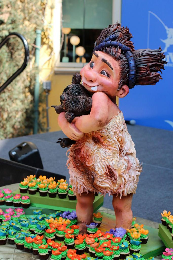 The Croods Inspired Cakes Pinterest So Me The O