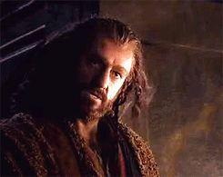 Almond_eyes, zwergenfee: Thorin's fluttering hair - just love ...