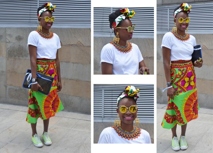 Afro Style - Street Style / ColombiaModa