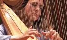 Trina Struble :  Assistant Principal harp 1997-2007, Principal harp 2007-present (also Atlanta Symphony Orchestra, Florida Orchestra, Houston Symphony). Studied at the Salzedo Harp Colony - Maine with Alice Chalifoux, the Conservatory of Music - Oberlin College - Ohio BMus 1991 in both harp and violin and Cleveland Institute of Music MMus in both harp and violin. Prior to Oberlin, she also studied piano.