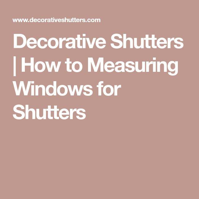 House Shutters Ideas: Best 25+ Outdoor Window Shutters Ideas On Pinterest