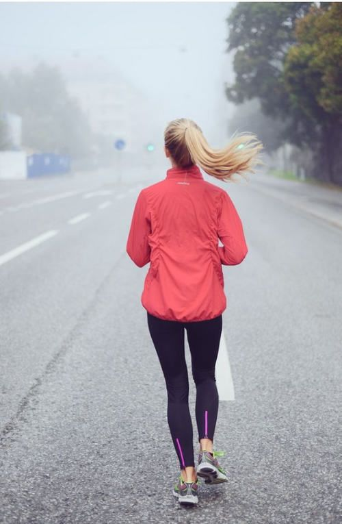 9 Habits Of Fit Girls - All common sense, but good reminders!