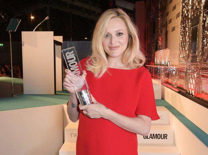Pin for Later: Les Glamour Awards Étaient Très . . . Glamour! Fearne Cotton Fearne a remporté le titre de Personnalité Radio de L'année.
