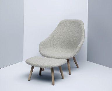 """Neuer Klassiker: """"About a Lounge Chair"""" von Hay - wenn der mal nicht in den Wintergarten gehört..."""