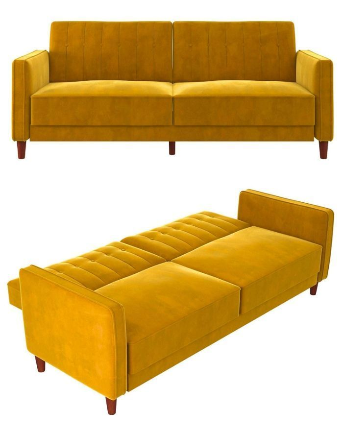 12 Cheap And Stylish Sofa Beds All Under 400 Velvet Sofa Bed Sofa Bed Beds For Small Spaces