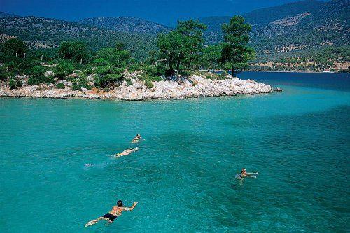 0 20 96 - Türkiye'nin saklı cennetleri!