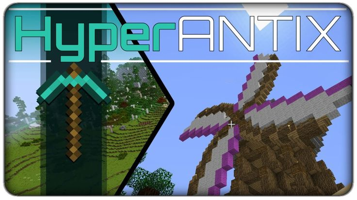 [Lets Play] HyperAntix (1.10.2) :: E04 - The Final Build at Spawn