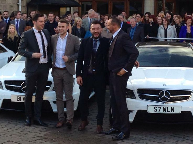 News today not one but two sets of keys have been given for Arbonne mercedes benz