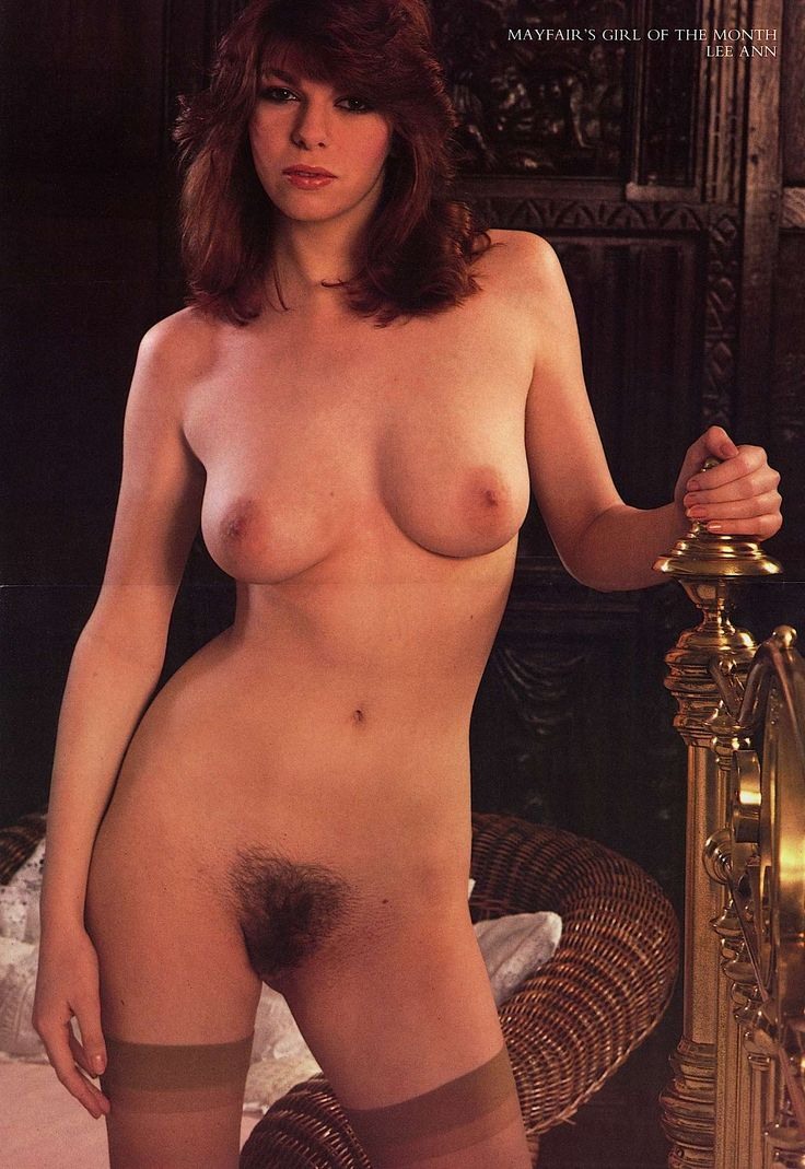Ann Muir Mayfair Magazine Nudes - Naked Babes-3862