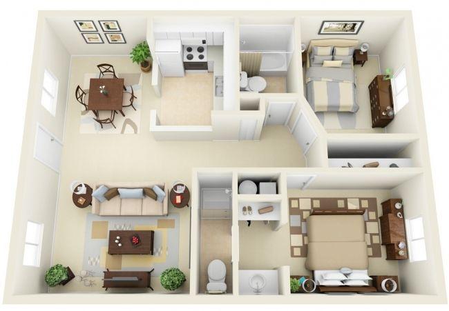 17 b sta bilder om plans p pinterest chalets layout och parfait - Lay outs huis idee ...