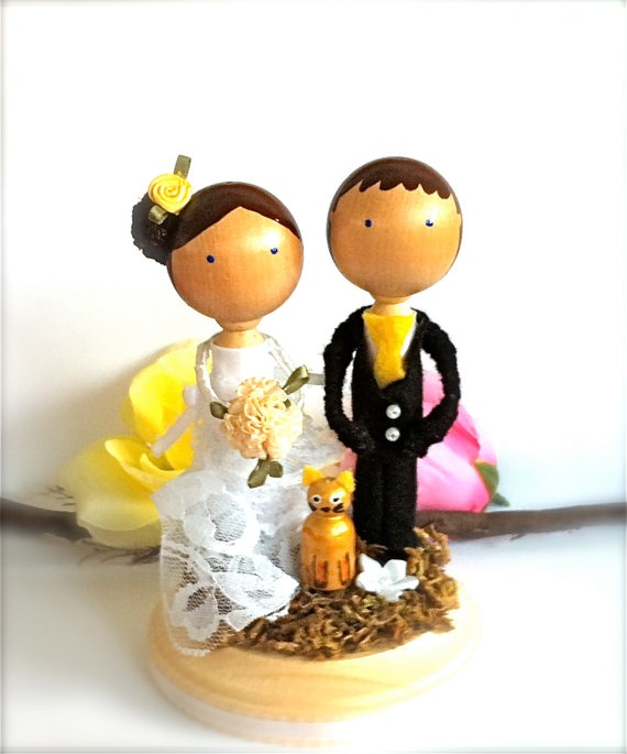 the 56 best images about wedding clothespin dolls on