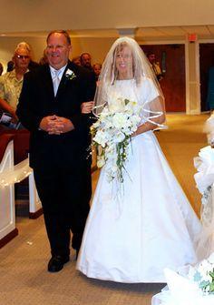 Anna and Josh wedding day September 26, 2008