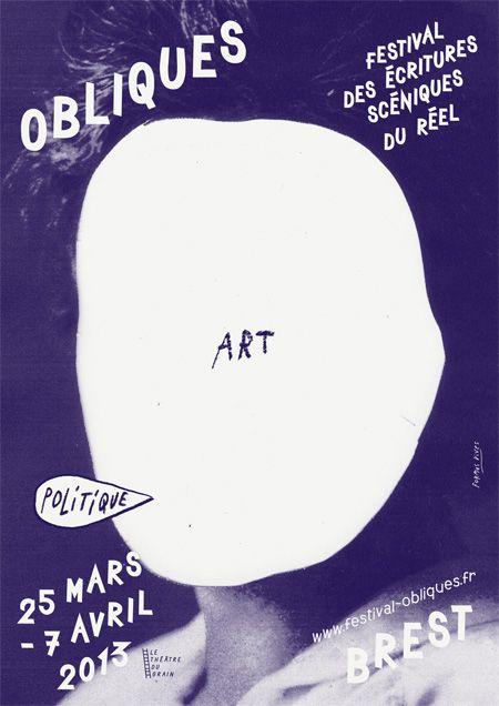 Obliques, festival des écritures scéniques du réel - Formes Vives, l'atelier