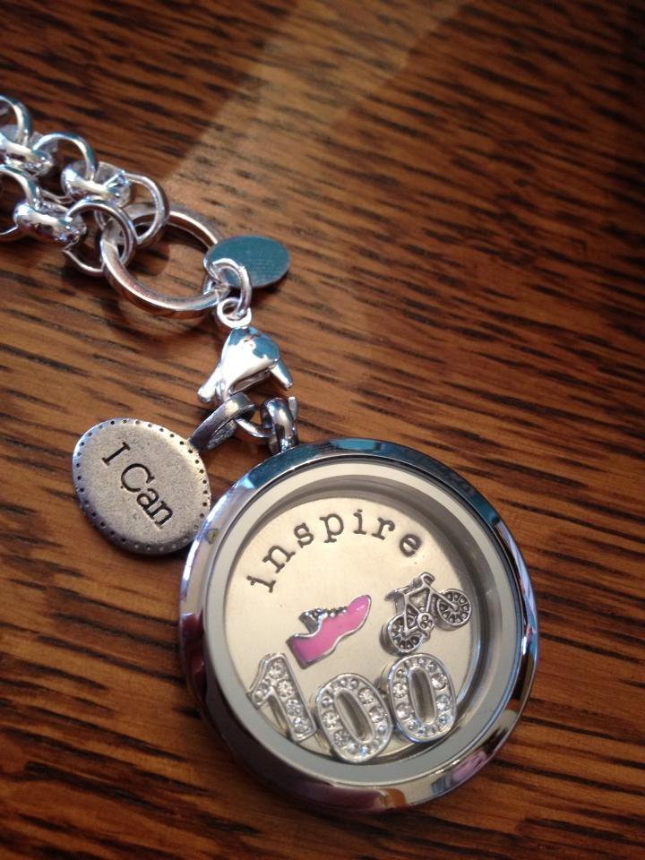 Such a cute locket for weightloss.