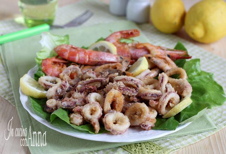La frittura di pesce è tra i secondi più gustati e preferiti in assoluto,per friggere bene il pesce a casa bisogna osservare degli accorgimenti,eccoli...