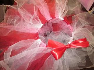 DIY Ballerina Costume : DIY No-sew tutu