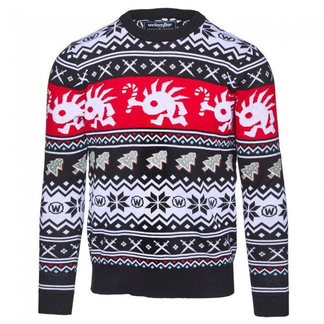 World of Warcraft Ugly Holiday Sweater                                                                                                                                                                                 More