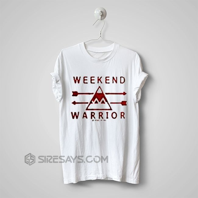 Weekend Warrior T Shirt, Make Your Own Tshirt     Buy one here---> https://siresays.com/Customize-Phone-Cases/weekend-warrior-t-shirt-make-your-own-tshirt-hand-made-item-cheap-tshirt-printing-custom-t-shirts-no-minimum/