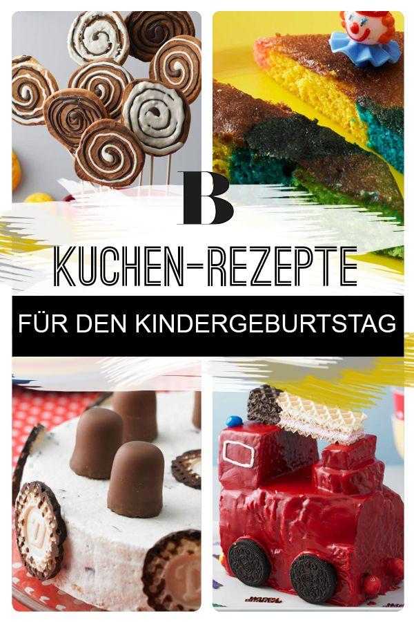 Diese Kuchen Sind Beim Kindergeburtstag Der Hit Kids World