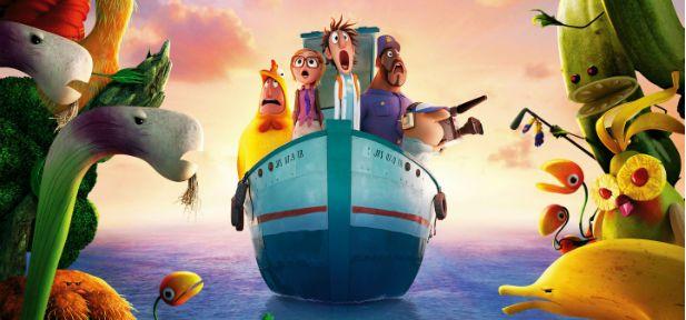 Hoje a semana animada vai falar sobre a animação mais gulosa dos cinemas: Tá chovendo hambúrguer 2 - uma das melhores desse ano de 2013. Curte ae pessoal!